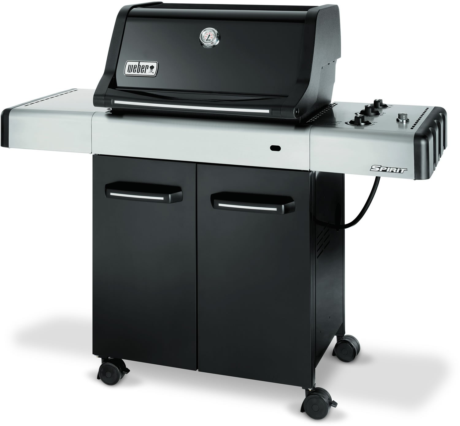 Weber gas grill spirit 3 burner e310 kitchenwarehub for Housse barbecue weber spirit