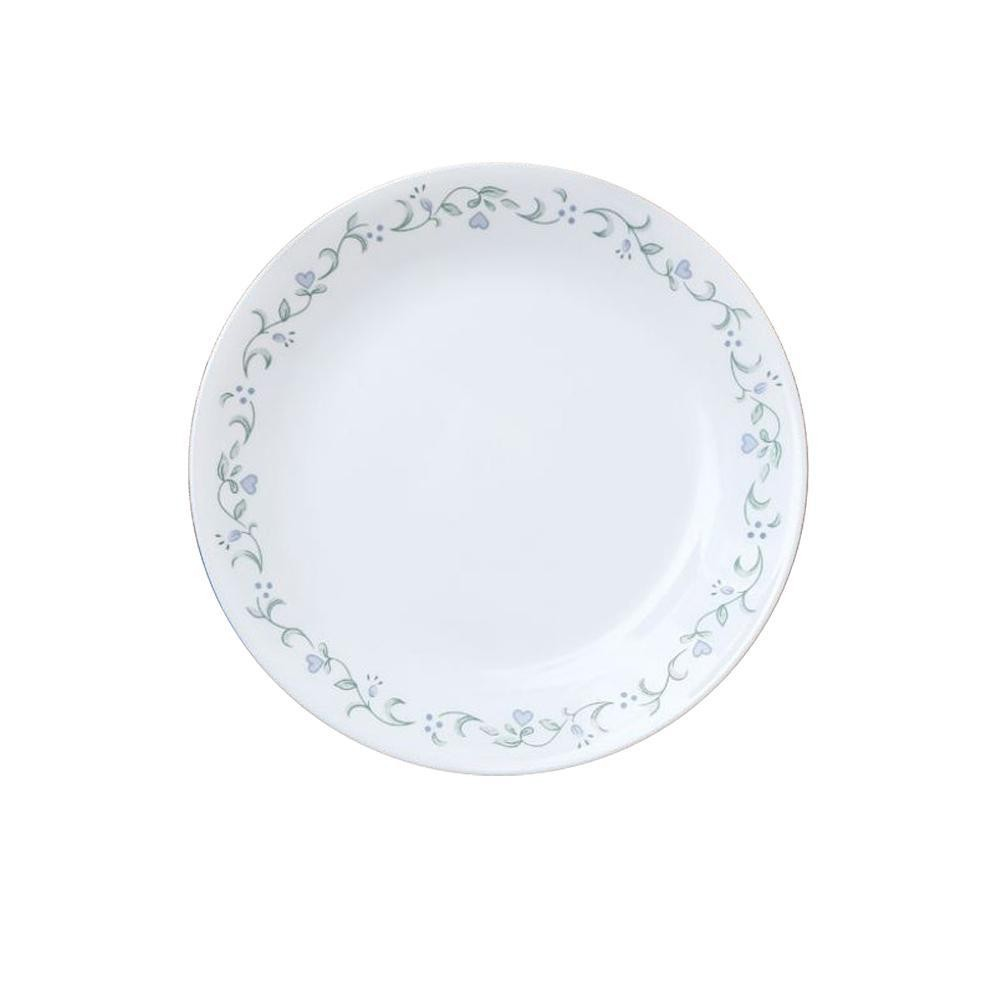 dishes dinner of inspirational walmart corelle set mowebs plates country livingware cottage cottages